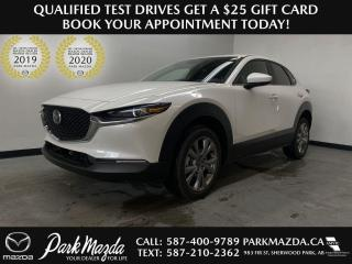 New 2021 Mazda CX-3 0 GS for sale in Sherwood Park, AB