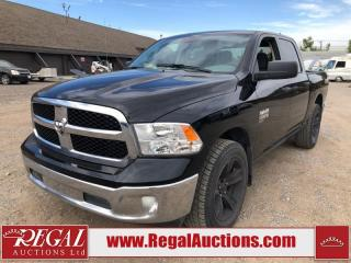 Used 2019 RAM 1500 SXT Crew CAB SWB 4WD 3.6L for sale in Calgary, AB