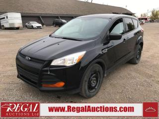 Used 2014 Ford Escape S 4D Utility FWD 2.5L for sale in Calgary, AB