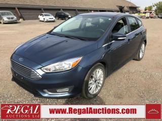 Used 2018 Ford Focus Titanium 5D Hatchback 2.0L for sale in Calgary, AB