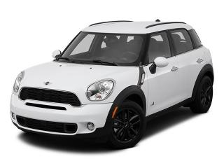 Used 2012 MINI Cooper Countryman S | CLEAN CARFAX | LOW KMS | for sale in Burlington, ON