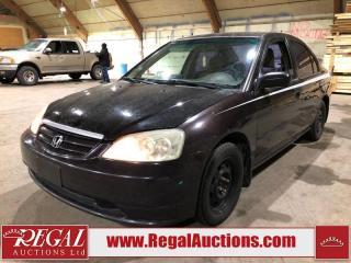 Used 2001 Honda Civic DX-G 4D Sedan FWD for sale in Calgary, AB