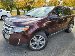 Used 2011 Ford Edge Limited for sale in Brampton, ON