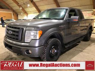 Used 2010 Ford F-150 FX4 4D SUPERCAB 4WD for sale in Calgary, AB