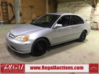 Used 2002 Honda Civic LX 4D Sedan for sale in Calgary, AB