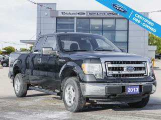 Used 2013 Ford F-150 XLT 5.0L | 4X4 | TRAILER TOW PKG for sale in Winnipeg, MB