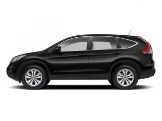 Used 2013 Honda CR-V Touring for sale in Winnipeg, MB