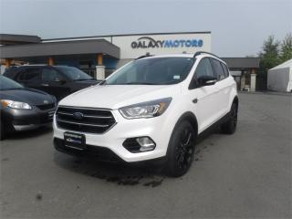 Used 2019 Ford Escape TITANIUM-NAV, 4WD, SUNROOF for sale in Nanaimo, BC