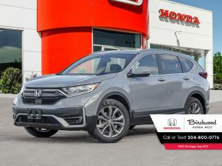 New 2020 Honda CR-V Sport for sale in Winnipeg, MB