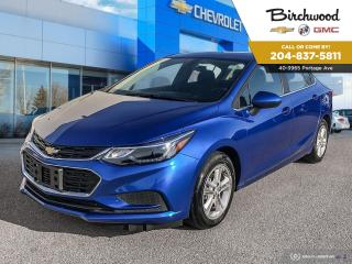 Used 2018 Chevrolet Cruze LT Bluetooth | Heated Seats | Rear View Camera for sale in Winnipeg, MB