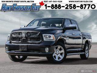 Used 2015 RAM 1500 LIMITED | CREW | 4X4 | DIESEL | SUN | RAMBOX!!! for sale in Milton, ON