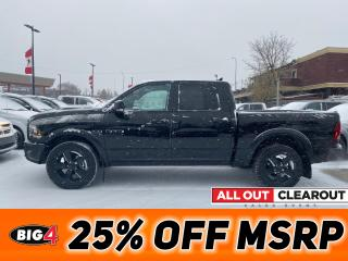 New 2020 RAM 1500 Classic SLT Warlock for sale in Calgary, AB