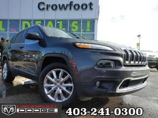 Used 2015 Jeep Cherokee LIMITED V6
