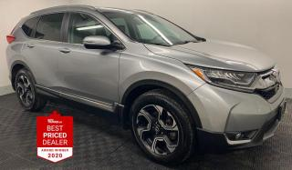 Used 2017 Honda CR-V AWD TOURING *NAVIGATION - CARPLAY - PANORAMIC* for sale in Winnipeg, MB