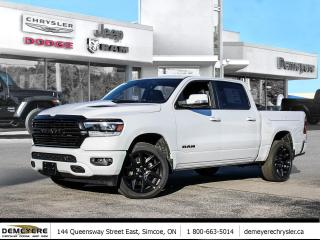 New 2021 RAM 1500 SPORT | NIGHT EDITION | 0% FINANCING PLUS $1500 BO for sale in Simcoe, ON