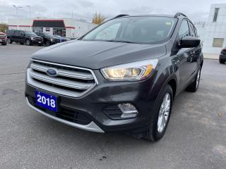 Used 2018 Ford Escape SEL - NAV, LANE KEEPING, VEHICLE APP ! for sale in Kingston, ON