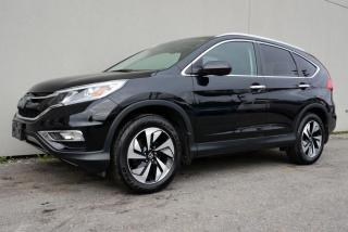 Used 2016 Honda CR-V Touring AWD for sale in Vancouver, BC