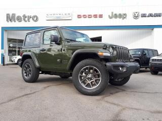 New 2021 Jeep Wrangler 80th Anniversary Edition for sale in Ottawa, ON