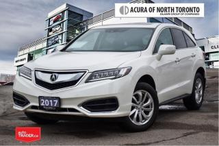 Used 2017 Acura RDX Tech at Remote Start| Blind Spot for sale in Thornhill, ON