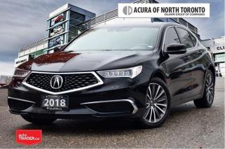 Used 2018 Acura TLX 3.5L SH-AWD w/Tech Pkg No Accident| Remote Start| for sale in Thornhill, ON