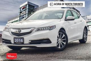 Used 2016 Acura TLX 2.4L P-AWS w/Tech Pkg No Accident| LOW KM| Remote for sale in Thornhill, ON