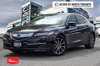 Used 2017 Acura TLX 3.5L SH-AWD w/Tech Pkg No Accident| LOW KM| Remote for sale in Thornhill, ON
