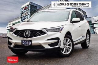 Used 2019 Acura RDX Tech at No Accident| Apple Carplay| Remote Start for sale in Thornhill, ON