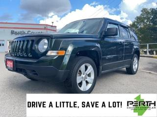 Used 2011 Jeep Patriot North | Heated Seats | Remote Start | AC | for sale in Mitchell, ON