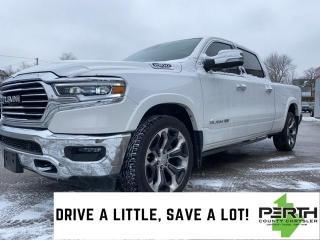 Used 2019 RAM 1500 Laramie Longhorn   12