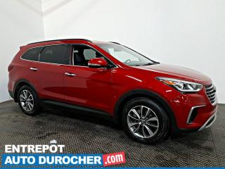 Used 2017 Hyundai Santa Fe XL Premium AWD Automatique - A/C - 7 Passagers for sale in Laval, QC