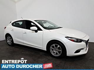 Used 2017 Mazda MAZDA3 GX Automatique - NAVIGATION - A/C for sale in Laval, QC