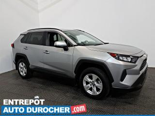 Used 2019 Toyota RAV4 LE AWD Automatique - A/C - Caméra de Recul for sale in Laval, QC