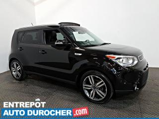 Used 2016 Kia Soul SX Automatique - NAV - Toit Ouvrant - A/C - CUIR for sale in Laval, QC