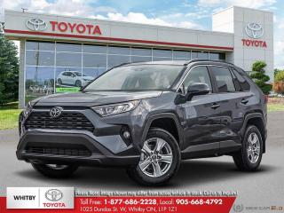 New 2021 Toyota RAV4 XLE for sale in Whitby, ON