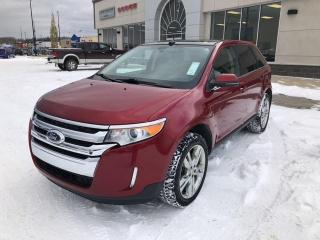 Used 2013 Ford Edge LIMITED,NAVIGATION,REMOTE START for sale in Slave Lake, AB