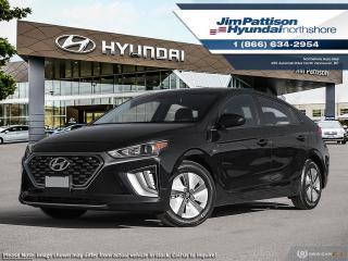 New 2020 Hyundai Ioniq Hybrid ESSENTIAL for sale in North Vancouver, BC