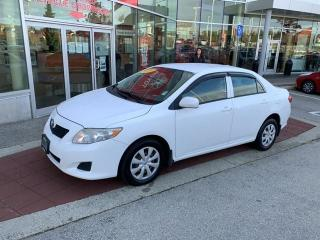 Used 2009 Toyota Corolla CE for sale in Surrey, BC