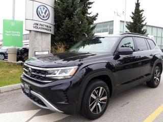 New 2021 Volkswagen Atlas 3.6 FSI Comfortline for sale in Surrey, BC