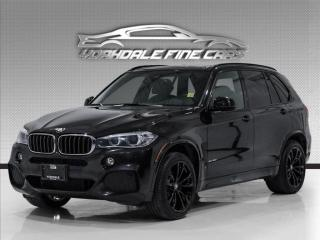 Used 2017 BMW X5 xDrive35i, M Sport, Navi, 360 Cam, Blind Spot, Loaded for sale in Concord, ON