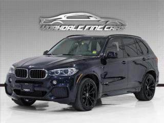 Used 2017 BMW X5 xDrive35i, M Sport, 7 Passengers, Navi, 360 Cam, Mint for sale in Concord, ON