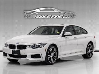 Used 2016 BMW 4 Series 435i xDrive M Sport, Navigation, Camera, Clean for sale in Concord, ON