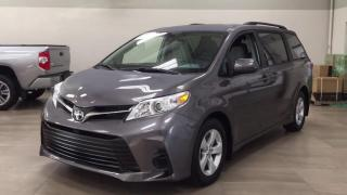 Used 2018 Toyota Sienna LE 8-Passenger, Full options for sale in Concord, ON