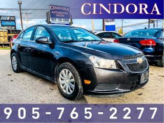 Used 2011 Chevrolet Cruze LT Turbo, Auto, Remote Start for sale in Caledonia, ON