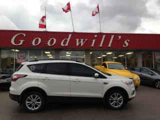 Used 2018 Ford Escape SEL! CLEAN CARFAX! LEATHER! NAV! CAM! BT! SUNROOF! for sale in Aylmer, ON