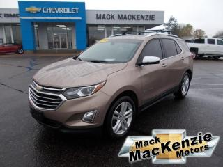 Used 2018 Chevrolet Equinox Premier for sale in Renfrew, ON