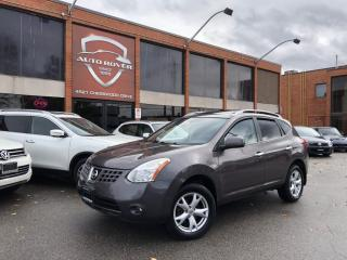 Used 2010 Nissan Rogue SL AWD SUNROOF PADDLE SHIFTERS for sale in North York, ON