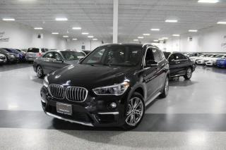 Used 2017 BMW X1 AWD xDRIVE28i I LEATHER I HEATED SEATS I REAR CAMERA I BT for sale in Mississauga, ON