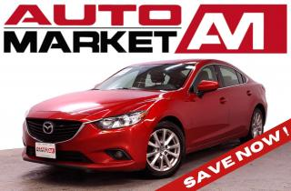 Used 2015 Mazda MAZDA6 GS Certified! Bluetooth! We Approve All Credit! for sale in Guelph, ON