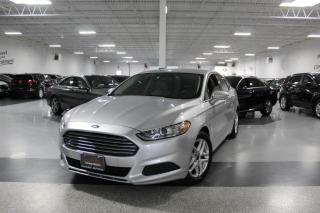 Used 2016 Ford Fusion SE I REAR CAMERA I KEYLESS ENTRY I POWER OPTINONS I BT for sale in Mississauga, ON