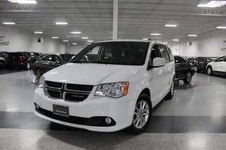 Used 2019 Dodge Grand Caravan NO ACCIDENTS I POWER DOORS I LEATHER I NAVIGATION I CAM for sale in Mississauga, ON